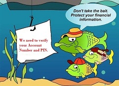 Beware of Phishing Attacks